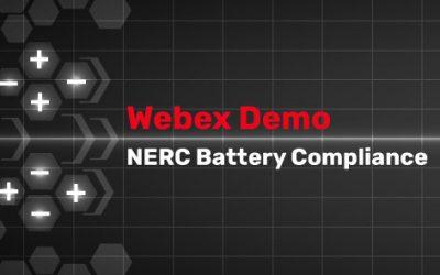 NERC Battery Compliance Webinar