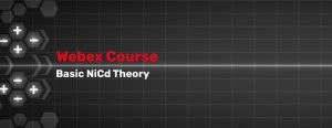 Basic NiCd Theory Course