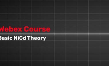 Basic NiCd Theory Course