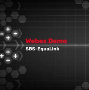 SBS-EquaLink Webinar