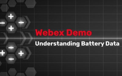 Understanding Battery Data Webinar