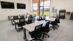 Battery Academy Classroom