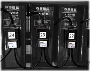 EquaLink on STT Batteries