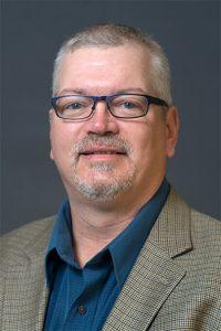 Instructor Mike Poetzel