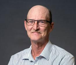 Instructor Wayne Eaton
