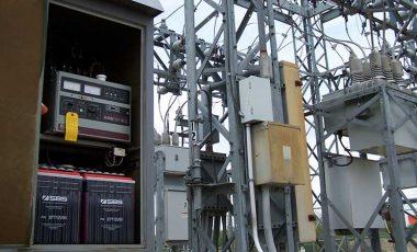 SBS STT Batteries at Waunekee Utility