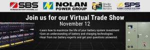 November 12 Virtual Trade Show Banner